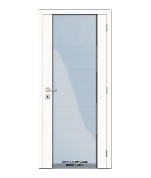 Serie 5 New Glass Helder