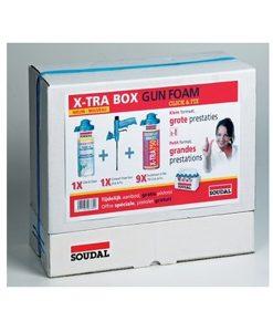 Soudal Soudafoam X-TRA 750 Box