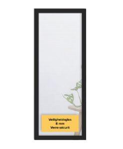 Steel Look Loft 1R met helder glas