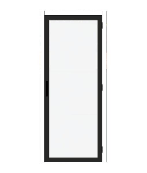 Thys-Steel-Look-1R-mat glas