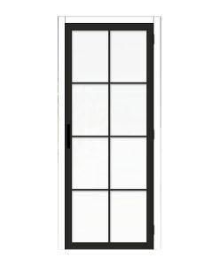 Thys-Steel-Look-8R-mat glas