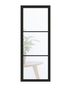 Thys Steel Look Loft 3R helder glas