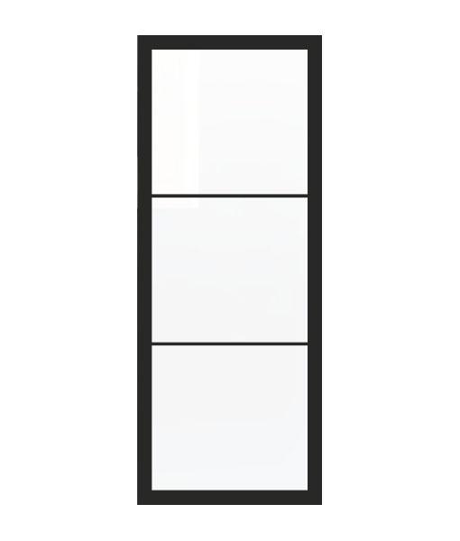 Thys Steel Look Loft 3R mat glas